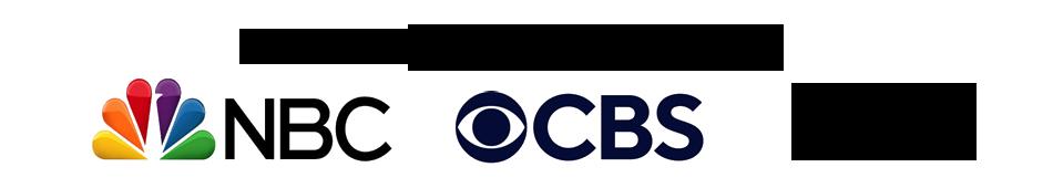 Seen on NBC / CBS and Fox News