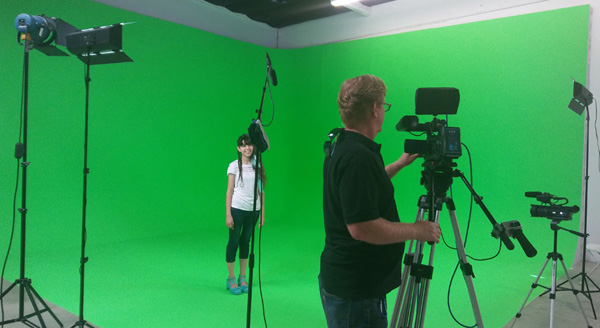 JDS Green Screen Studio