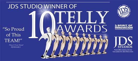 JDSCA 2020 Telly Award Winner