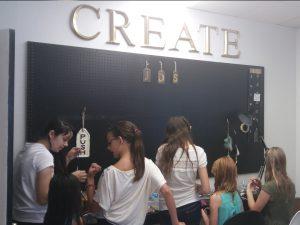 JDS Creative event