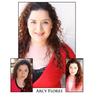 Actress Arcy
