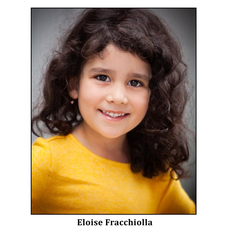 Actress Eloise