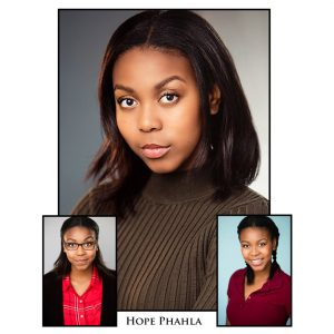 Actress Hope