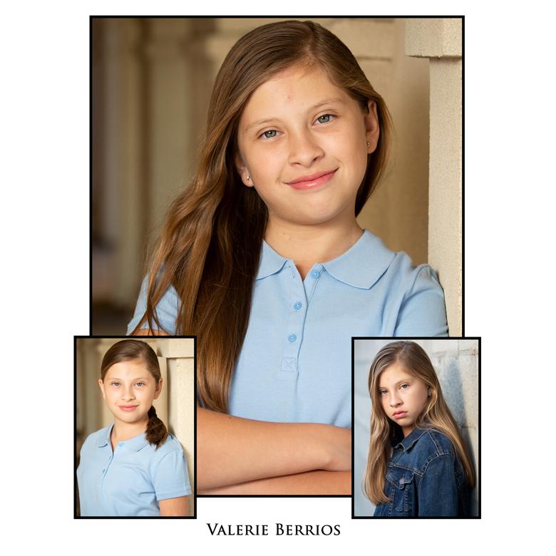 Actress Valerie