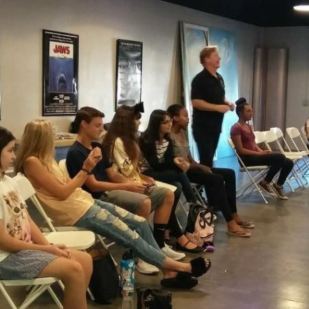 JDS Teen Acting Students