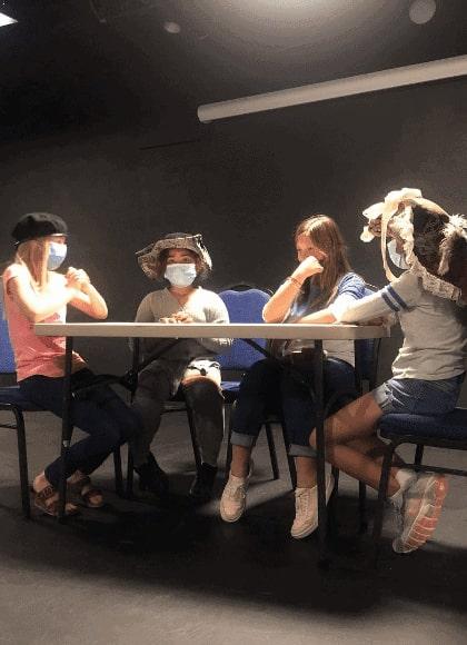 Youth Acting Scene Study